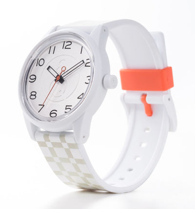 Q&Q Smile Solar Eco Friendly Watch Mens