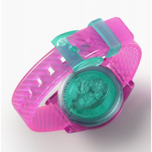 Q&Q Mini Smile Solar Eco Friendly Watch Ladies