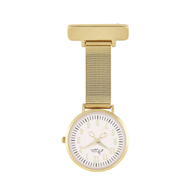Annie Apple Aurora Blush/Gold Mesh Fob 35