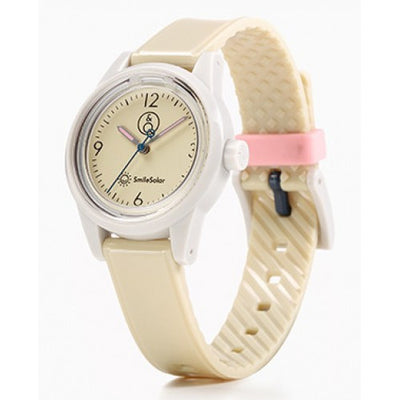 Q&Q Mini Smile Solar Eco Friendly Watch Mens