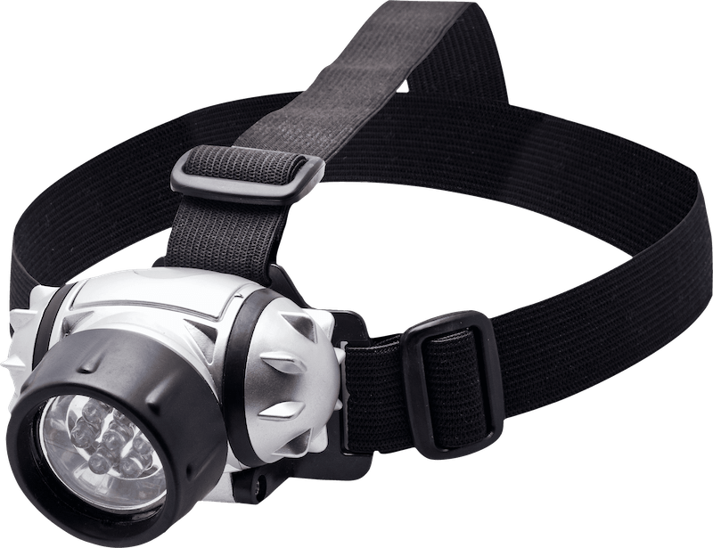 LightGO LED Headlamp Flashlight