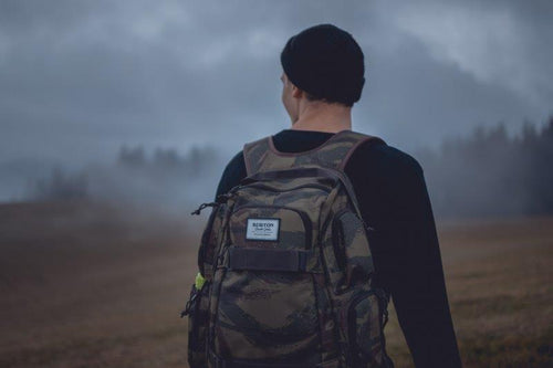Backpack Camo