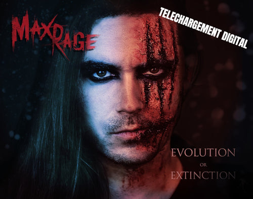 CD Evolution Or Extinction - Version Digitale