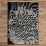 ADORE 1006 GREY RUG - First Choice Furniture