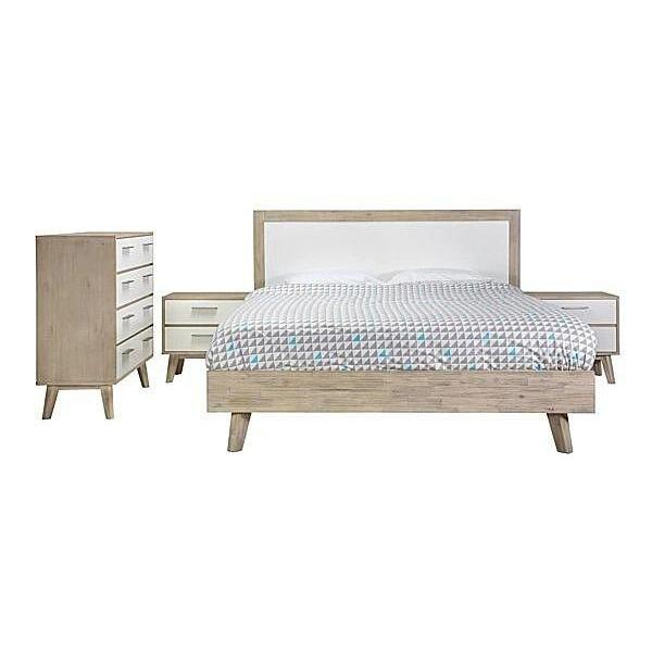 Avenue King Bedroom Suite - First Choice Furniture