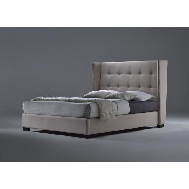 Bettino King Bed - Grey - First Choice Furniture