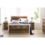 Bondi King Bed reclaimed