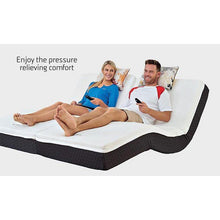 Load image into Gallery viewer, Flexicare Adjustable Mattress Gel Queen 1 piece FLEXICARE