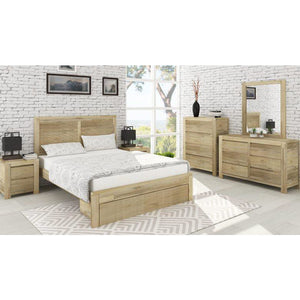 Messina 4PC King Tallboy Suite vivin