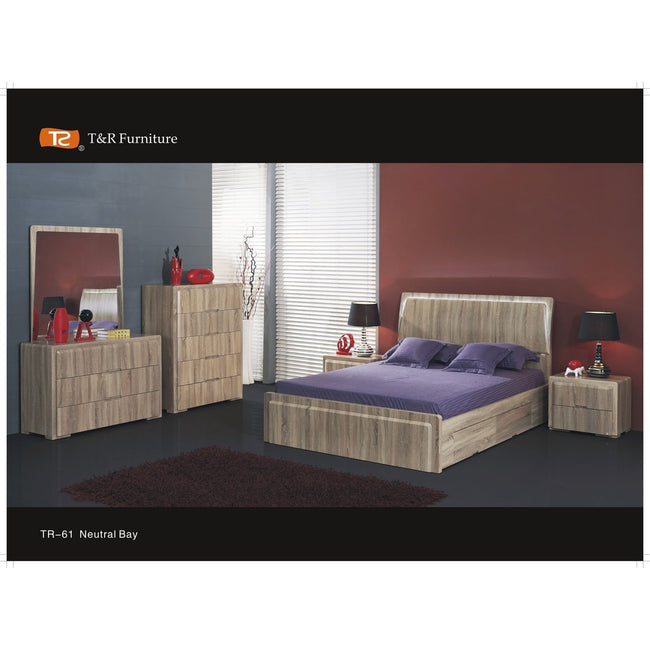 Neutral Drawer Bedroom Suite - First Choice Furniture