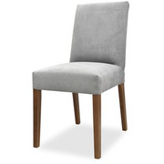 MADDISON DINING CHAIR MISS FABRIC STORM