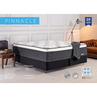 Pinnacle Mattress swann bedding