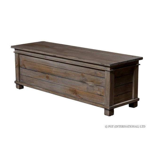 Settler Blanket Box - First Choice Furniture