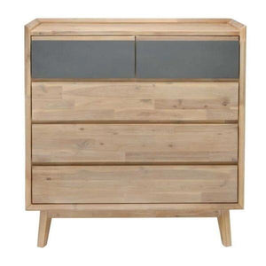 Tempo 5 Drawer Tallboy dixiecummings