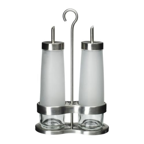IKEA DROPPAR OIL/VINEGAR 3PC