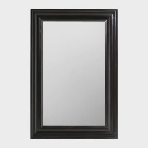 IKEA HEMNES MIRROR BLACK-BROWN 90CM x60CM
