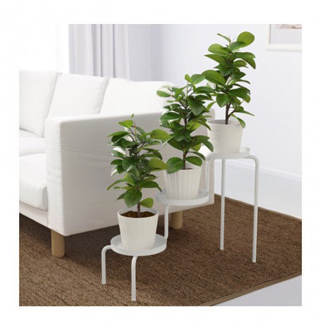 IKEA PS 2014 PLANT STAND 53CM WHITE