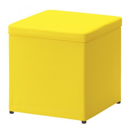 IKEA BOSNÄS FOOTSTOOL WITH STORAGE