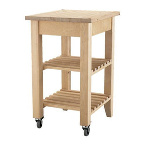 IKEA BEKVÄM KITCHEN TROLLEY BIRCH