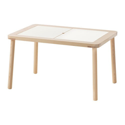 IKEA FLISAT CHILDREN'S TABLE 83X58CM