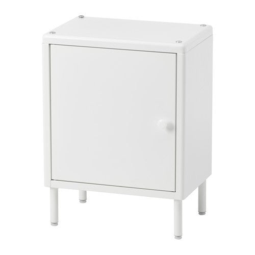 IKEA DYNAN CABINET WITH DOOR 40X27X56CM WHITE