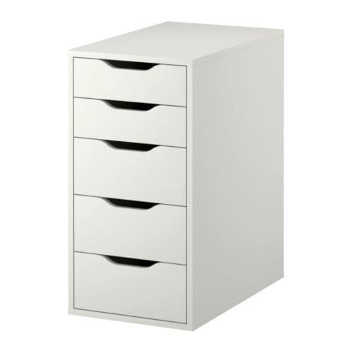 IKEA ALEX DRAWER UNIT 70CM x 36CM
