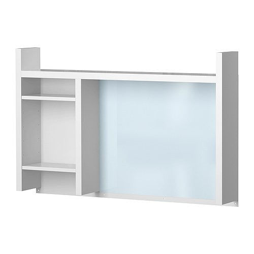 IKEA MICKE ADD ON UNIT WHITE 105CM x 65CM