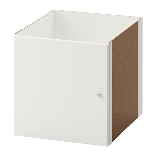 IKEA KALLAX INSERT WITH DOOR 33CM x 37CM