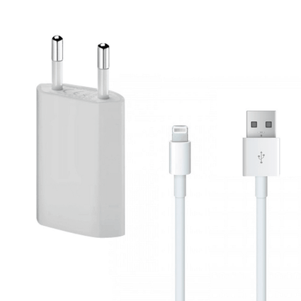 ADAPTADOR+CABLE PARA IPHONE COMPATIBLE HIGH QUALITY - Repairtotal