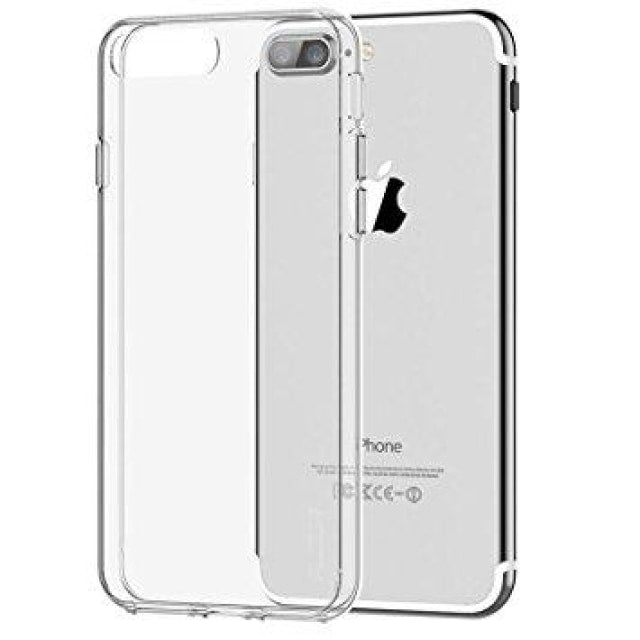 FUNDA GEL TRANSPARENTE / COLORES IPHONE - Repairtotal