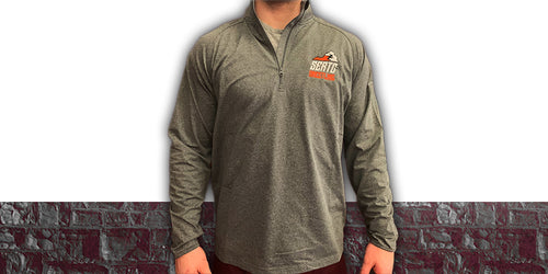 Rudis Gray SERTC 1/4 Zip Jacket