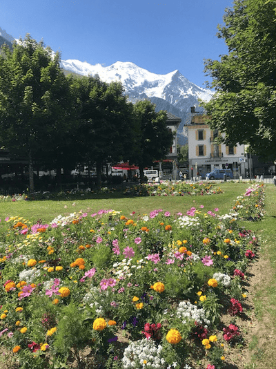 Staff Travel Photos : France : Aix en Provence-Chamonix by Philippa