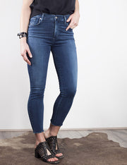 AGOLDE JEANS Sophie Skinny Crop Jeans - Impulse Boutique