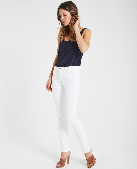 AG Jeans Prima White - Impulse Boutique