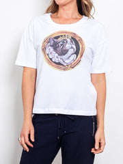 COOPER Hot Diggity Dawg Tee - Impulse Boutique