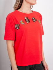 CURATE by Trelise Cooper Jump to It Tee - Impulse Boutique