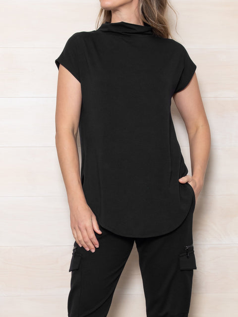 Mela Purdie Mentor Shell Top Jersey - Impulse Boutique