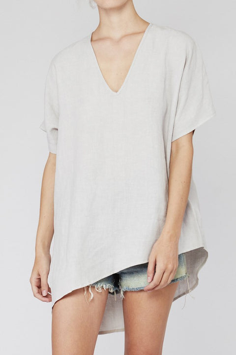 Kinney Tara Linen Top - Impulse Boutique