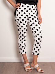 M.E.L. Australia Polka Pant - Impulse Boutique