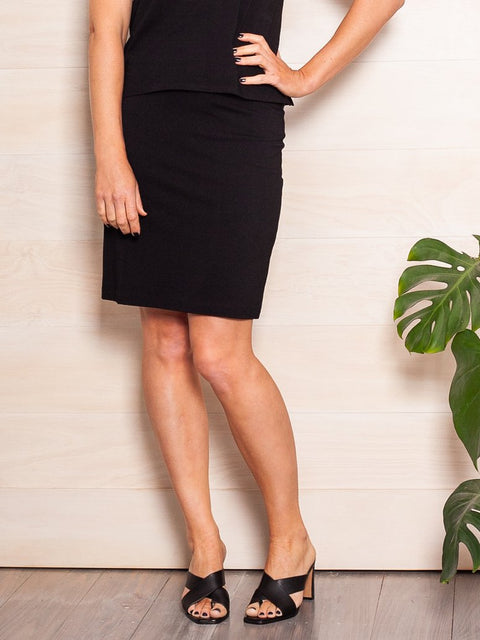 Mela Purdie Mid Double Skirt - Impulse Boutique