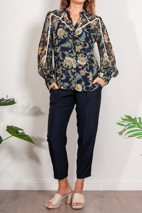 Mela Purdie Platoon Pant Maché - Impulse Boutique