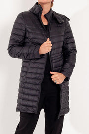 On Top Constance Long Puffer Down Jacket