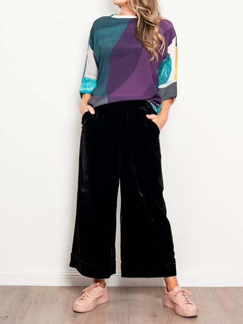 ELK Luxe Velvet Pant - Impulse Boutique