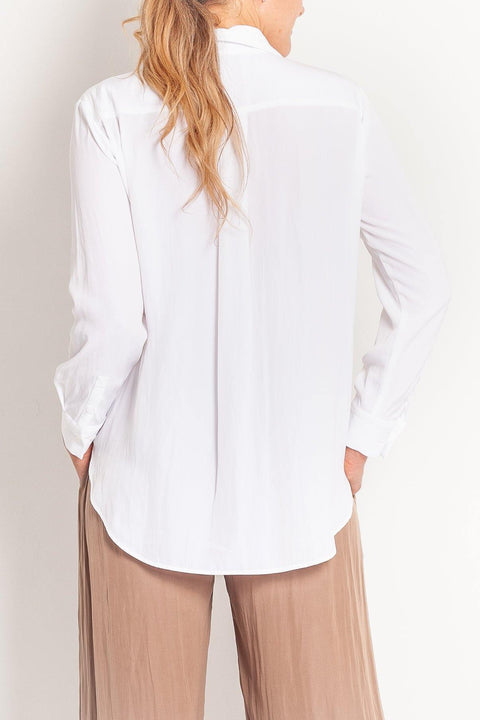 Mela Purdie Single Pocket Shirt Mache
