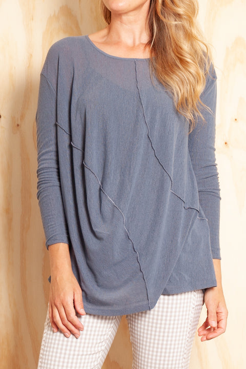 Lounge the Label Pinot Mesh Top
