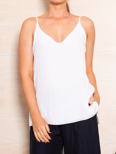 Mela Purdie Crystal Tank (discontinued fabric) - Impulse Boutique