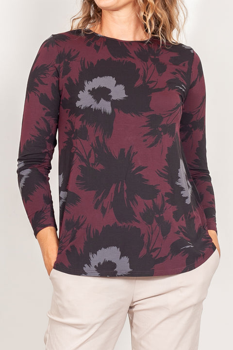 Ena Pelly Minimalist Recycled Faux Fur Jacket
