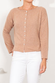 Lounge the Label Avola Tee Papyrus Print