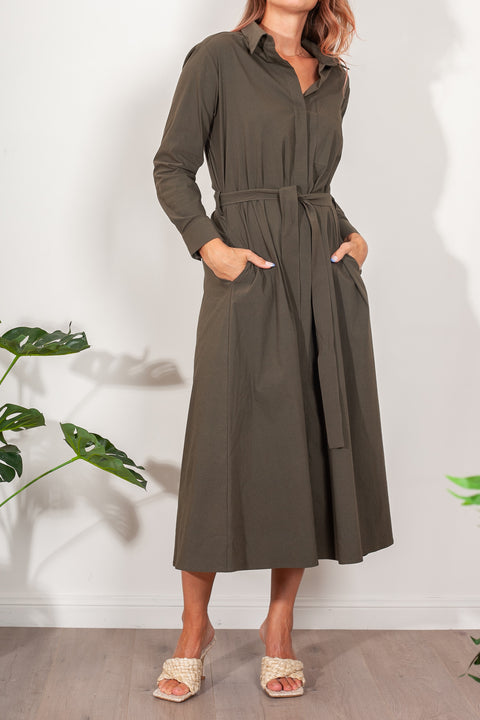 Mela Purdie Frothy Top Sugar Stripe Silk PRE ORDER JUNE