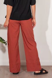 Mela Purdie Relaxed Boat Neck Swatch Stripe PRE ORDER JUNE